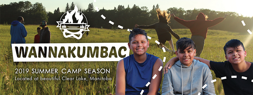 2019 Camp Brochure cover