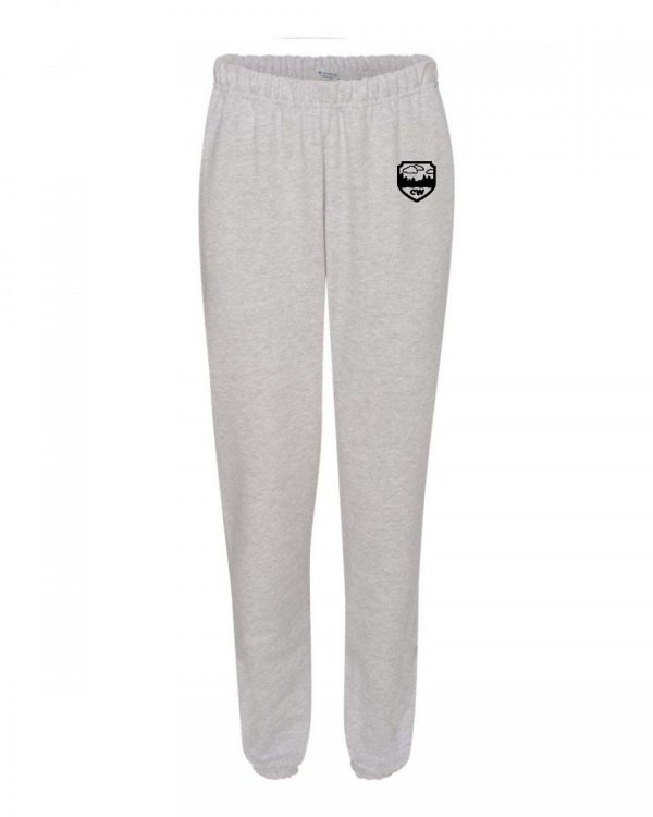camp wannakumbac crest sweatpants