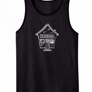 Ransom tank top t-shirt design